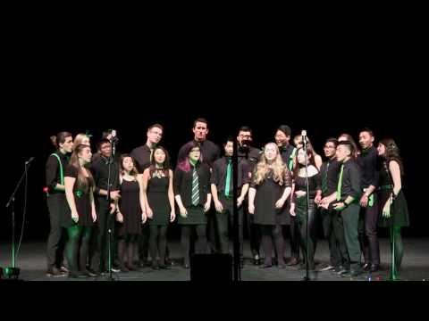 UBC A Cappella - 'Christmas Time Is Here' - Lee Mendelson