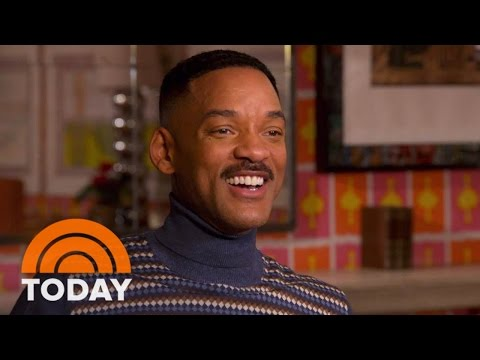 Thumbnail: Will Smith: 'Collateral Beauty' Is The Most Impactful Film I've Ever Worked On | TODAY