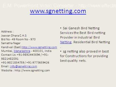bird netting in mumbai, netting, netting in mumbai, construction netting in mumbai,