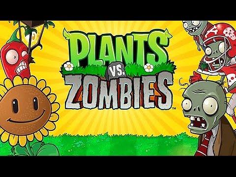 Planta Vs Zombies - Capitulo 2 - Juegos Para Niños
