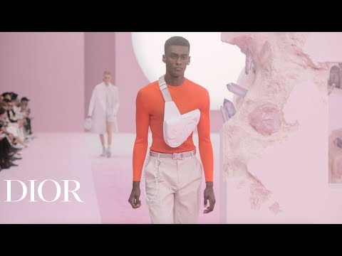 Relive the Dior Summer 2020 Men's Show