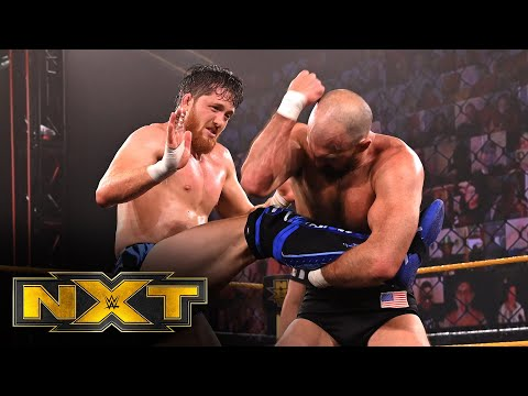 Kyle O'Reilly vs. Oney Lorcan: WWE NXT, May 11, 2021