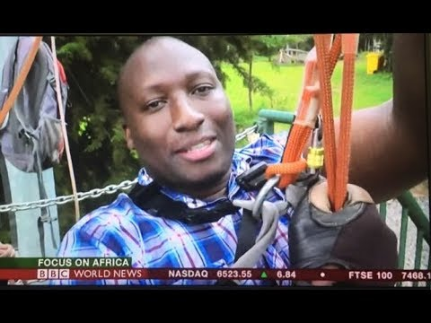 East Africa's longest Zip-tour Kereita BBC World News 2017 10 03 18 47 47