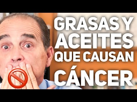Episodio #1127 Grasas y aceites que causan cancer