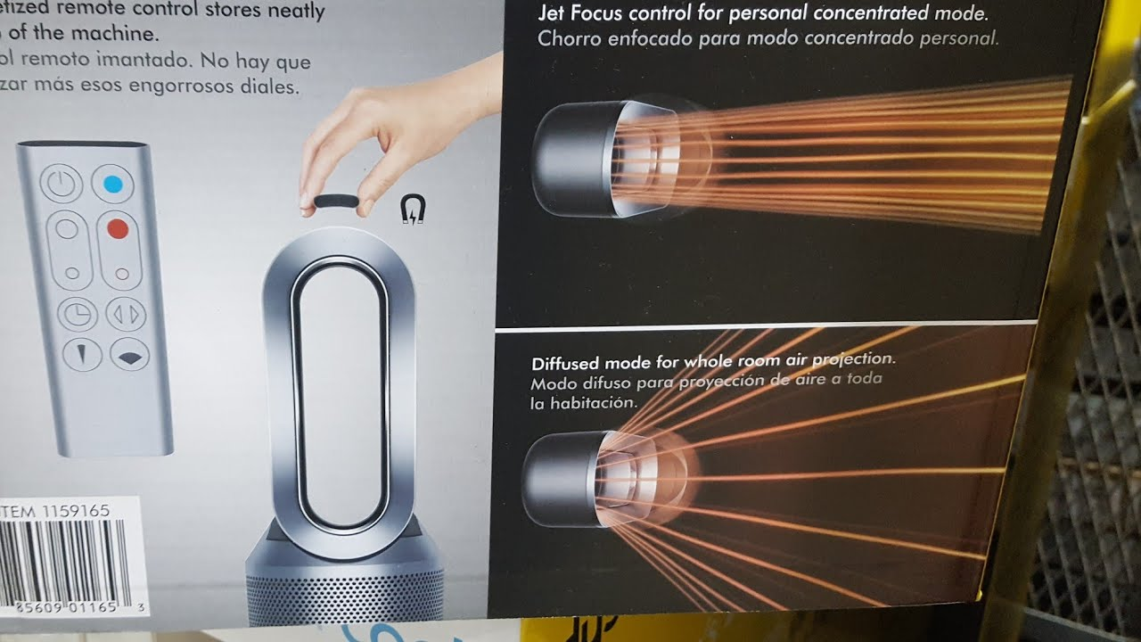 Dyson pure hot and cool costco