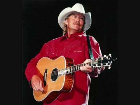 Alan Jackson - When We All Get To Heaven - YouTube