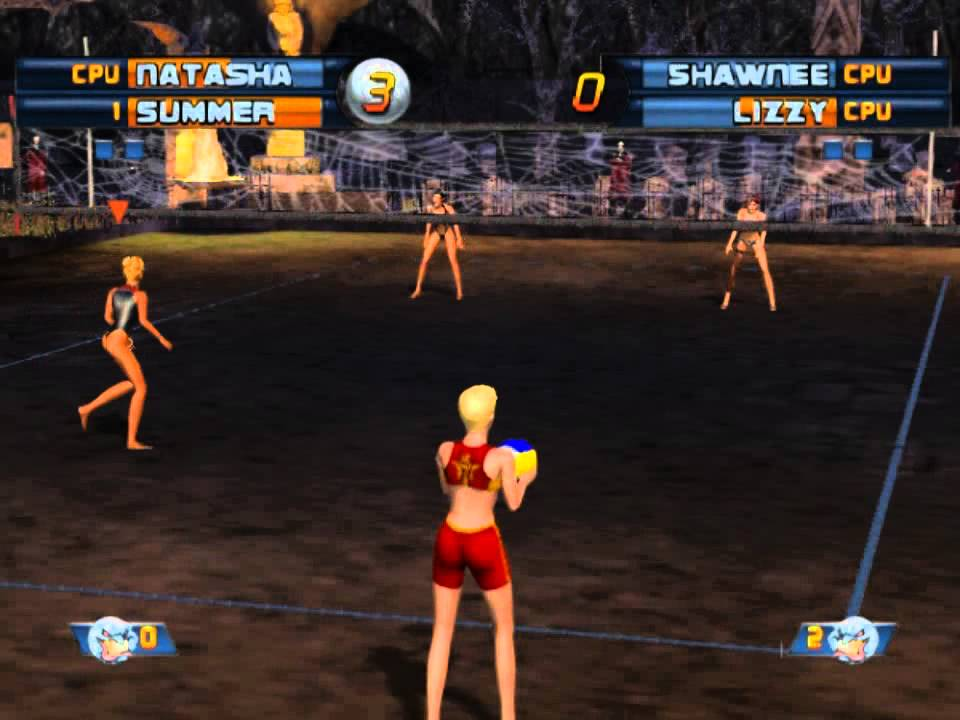 PS2 BAIXAR OUTLAW VOLLEYBALL JOGO