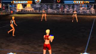 Outlaw Volleyball (PLAYSTATION 2)