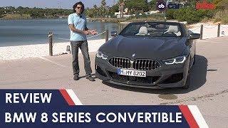BMW 8 SERIES CONVERTIBLE REVIEW | NDTV carandbike