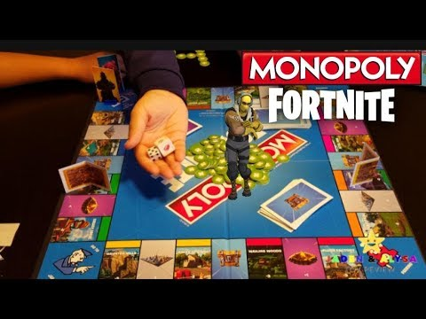 how to play monopoly fortnite board game - rules for fortnite monopoly