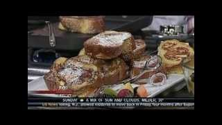 Cooking with the Kids: Best-Ever French Toast (2/23/13 on Fox 9)