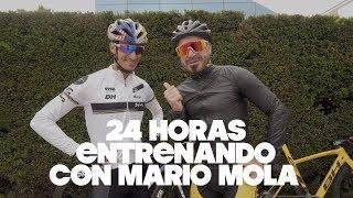 1 DÍA ENTRENANDO con MARIO MOLA | Valentí Sanjuan