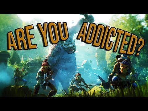 Why Are MMORPG's So Addicting?