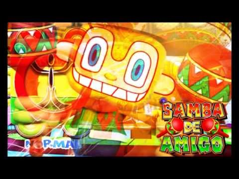 Samba de Amigo (Wii) OST 'Hot Hot Hot'