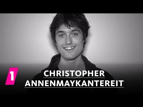 Christopher von AnnenMayKantereit im 1LIVE...
