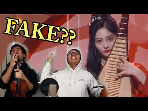This Chinese Live Music Performance is..?