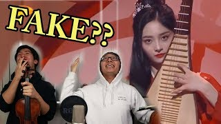 This Chinese Live Music Performance is...Fake? thumbnail