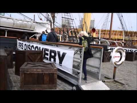 College and RRS Discovery Vlog #54