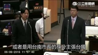 謝龍介批陸客減少影響觀光 賴清德回擊:別再幫中國講話了|三立新聞網SETN.com