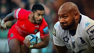 Who is Strongest rugby player?