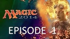 Magic: 2014 Two Headed giant w/ Encryptic the Fox and Kino0X