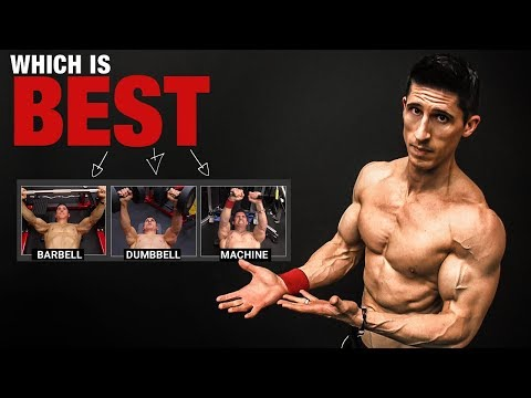 The Best Bench Press Variation for Chest (WINNER!)