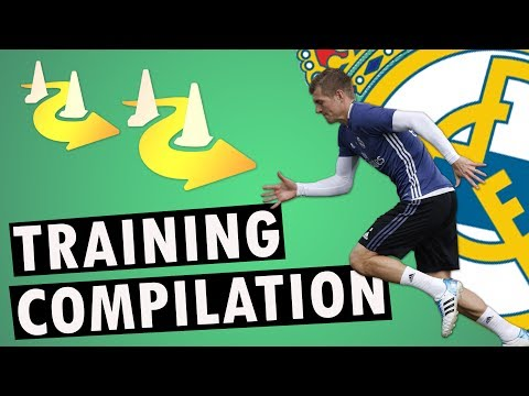Toni Kroos - Training Compilation 2017 | Real Madrid - HD