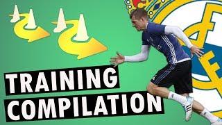 Toni Kroos - Training Compilation 2017 | Real Madrid - HD