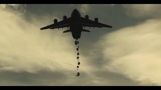 Special Forces engineer team repair airfield