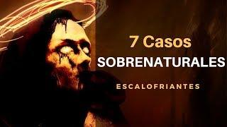 7 Sucesos Sobrenaturales Escalofriantes l Pasillo Infinito
