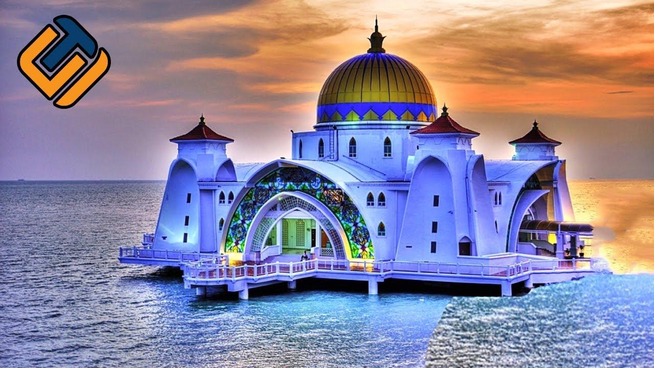 Top 10 Masjid Terindah Dan Terbesar Di Dunia Youtube Masjid masjid terindah di dunia