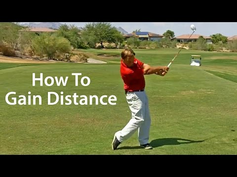 Golf Swing Power – How To Gain Distance