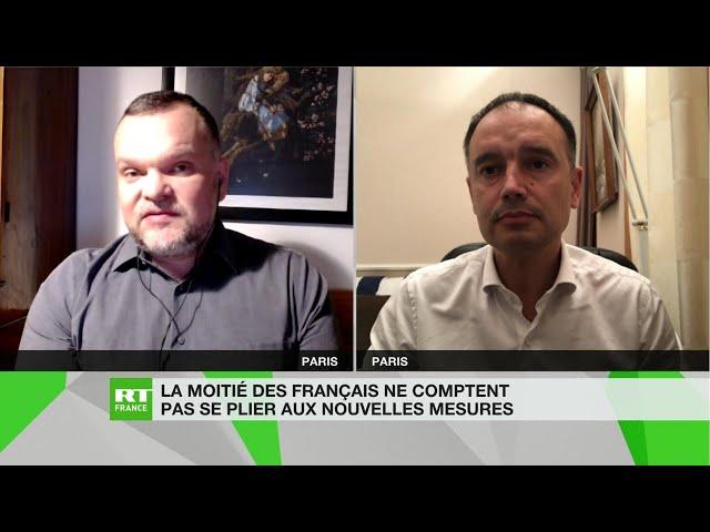 Confinement : près de la moitié des Français ne comptent pas se plier aux nouvelles mesures