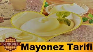 Evde Pratik Mayonez Tarifi, Evde Mayonez Nasıl Yapılır ?