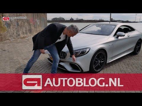 ALLES over de Mercedes-AMG S 63 4MATIC+ Coupé