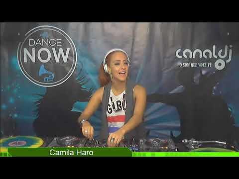 DJ Camila Haro - Programa Dance Now - 12.08.2017