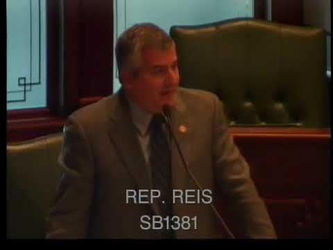 Illinois Medical Cannabis SB 1381 House of Representatives floor debate 5 of 9