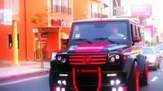 Hamann Mercedes-Benz AMG G55 Supercharged Videos