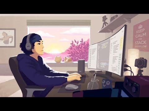 chill lofi beats to code/relax to