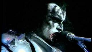 "KISS - Calling DR. Love  ""Video"""