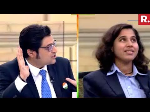 World Para Swimming Champion Kanchanmala Pande Speaks To Arnab Goswami | #ProudToBeIndian