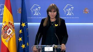Junts cuestiona la subida de impuestos, exige un 19% de inversión para Catalunya
