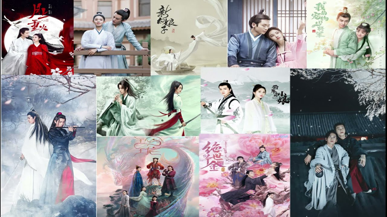 Download Chinese Drama OST Compilationǀǀ Historical ǀǀ Wuxia