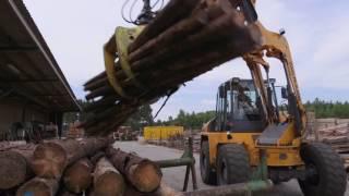Bedrijfsreportage samenwerking Koeksebelt, Treecabins en Foreco