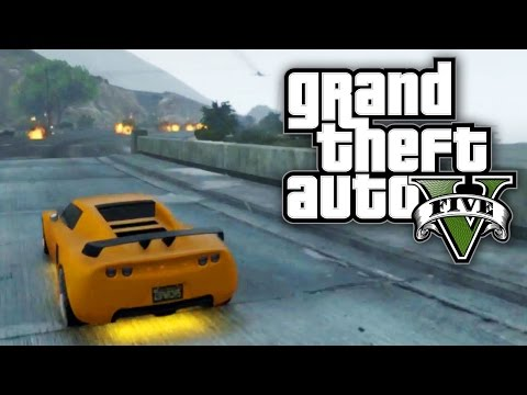 GTA 5 Online - CARS, CHAOS AND CASH! (GTA V Online)