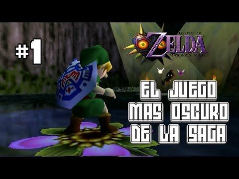Zelda Majora's Mask: El Juego más Oscuro de la Saga [Parte 01] - Pepe el Mago