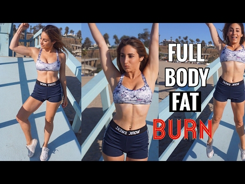 WEIGHT LOSS BOOTCAMP WORKOUT- At Home!
