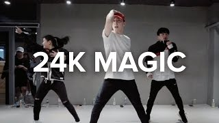 24k Magic Bruno Mars / Kasper Choreography