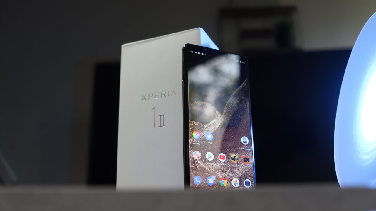 Sony Xperia 1 ii unboxing | first impressions