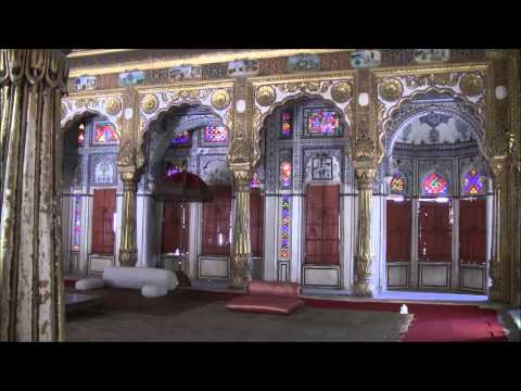 Jodhpur Sun City (Marwar), India - Mehrangarh Fort